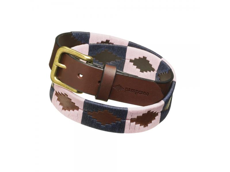 Pampeano Belt Hermoso - Navy, Pink