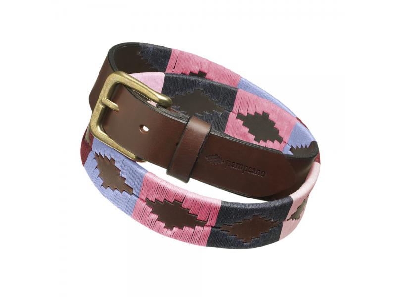 Pampeano Belt Fuerza - Light Pink, Dior Pink, Light Lavender, Navy, Burgundy