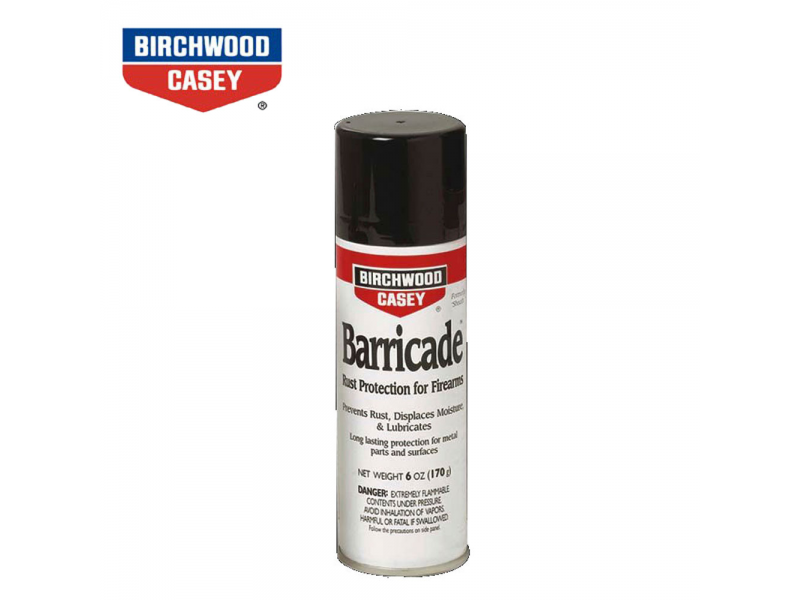 Bisley Barricade Rust Protection 6oz Areosol