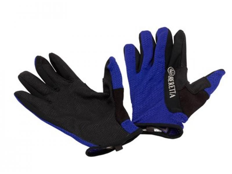 Beretta Gloves Mesh Blue Total Eclipse