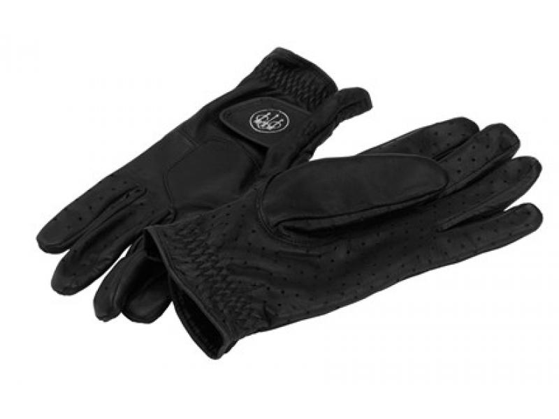 Beretta Leather Gloves Blk