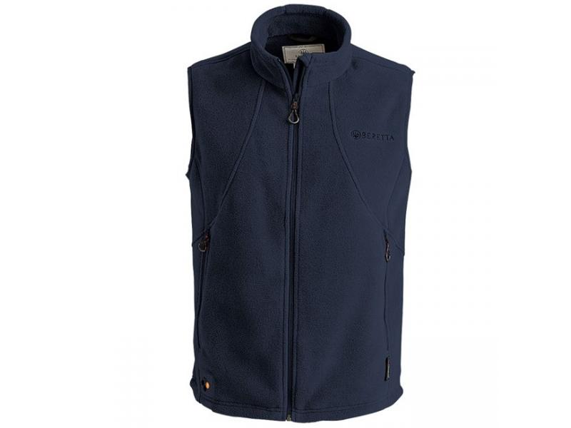 Beretta Mens Active Track Vest Fleece
