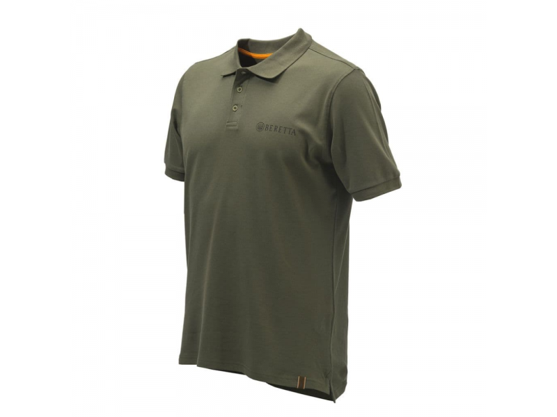 Beretta Corporate Polo Army Green