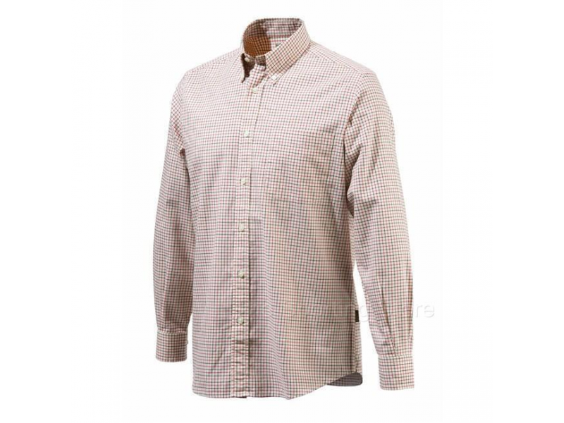 Beretta Classic Shirt Red/ Check O/S