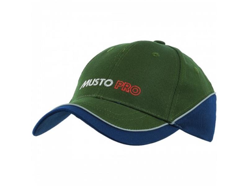 Musto Clay Shooting Cap Green/Blue