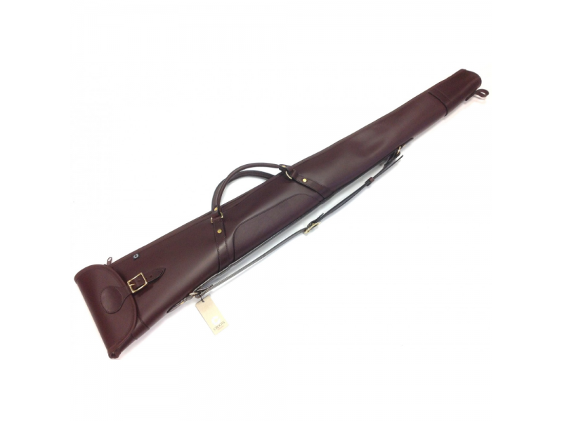 Croots Byland Full Leather, Zip, Flap and Handles 32