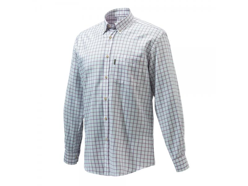 Beretta Classic Shirt White/Pink