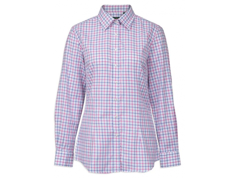 Alan Paine Ladies Bromford Check Shirt