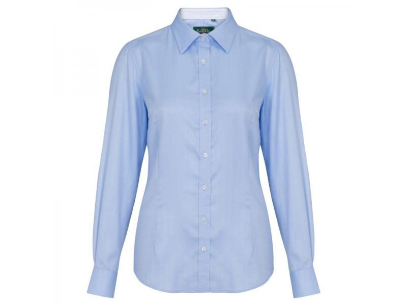 Alan Paine Bromford Ladies Shirt in Blue