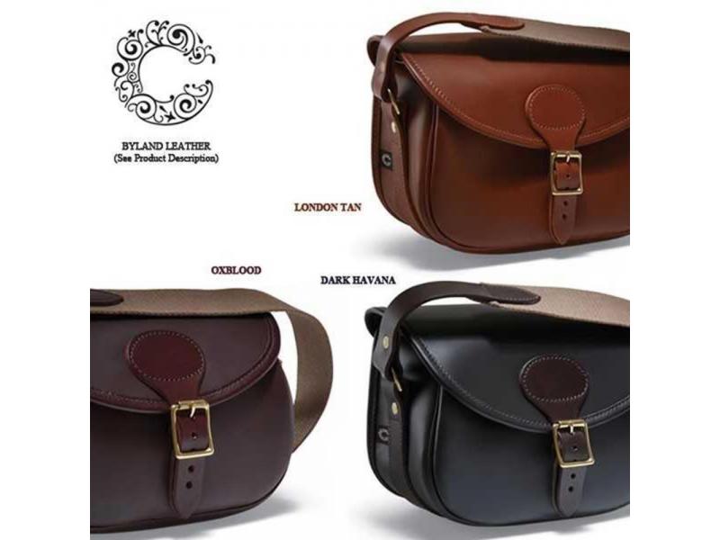 Croots Byland Leather Cart Bag 100