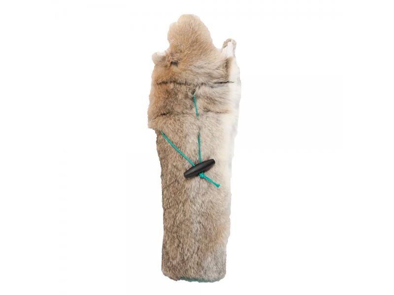 Bisley Furry Dog Dummy 1lb Rabbit