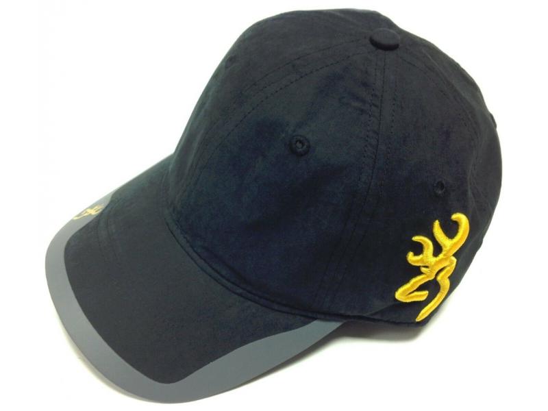 Browning Cap Side Buck Blk