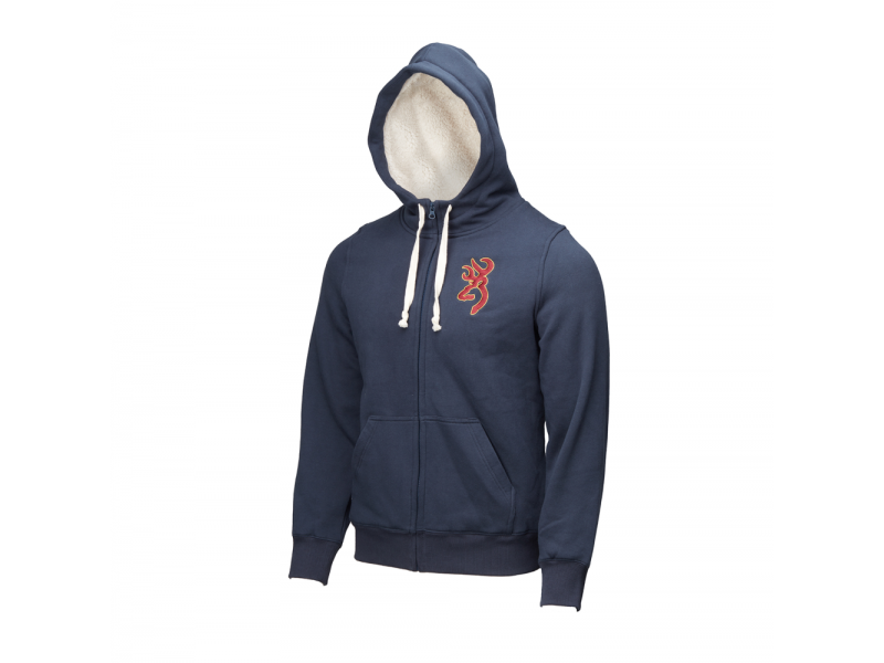 Browning Sweatshirt Snapshot Blue