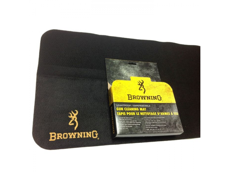 Browning cleaning mat - black