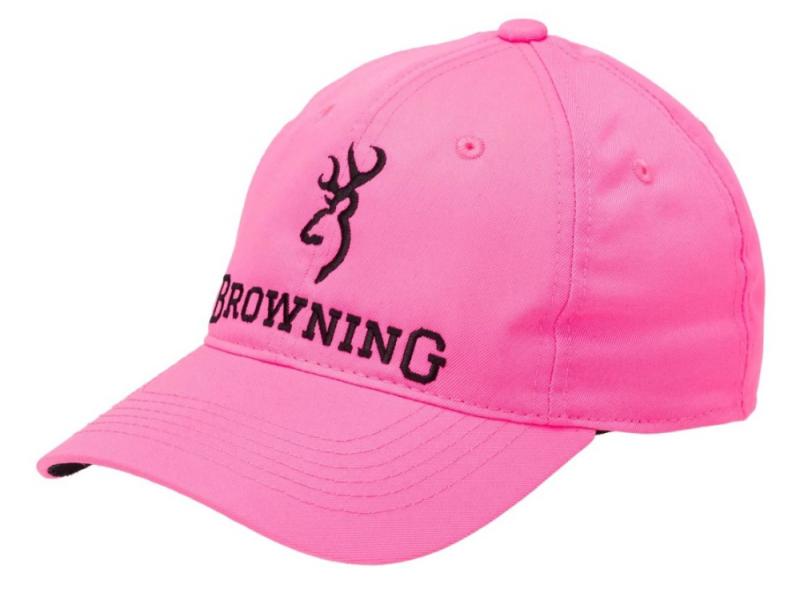 Browning Cap Blaze Pink