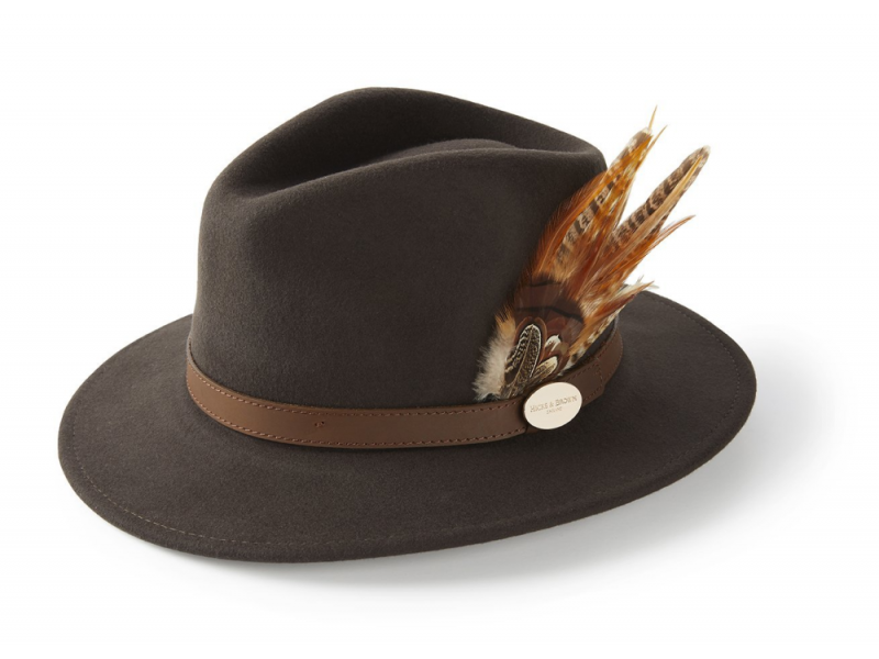 Hicks and Brown Suffolk Fedora Classic