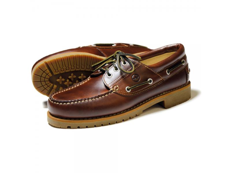 Orca Bay Buffalo Leather Deck Shoe
