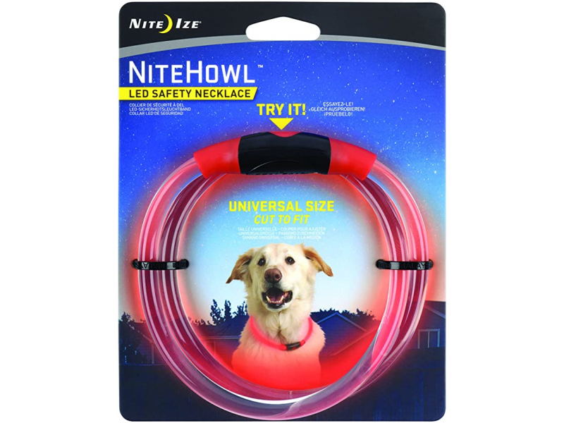 Nite Howl Red Nite Collar Dogs
