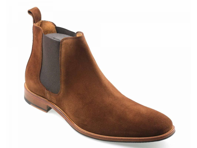 Orca Bay Brompton Boot in Brown Suede