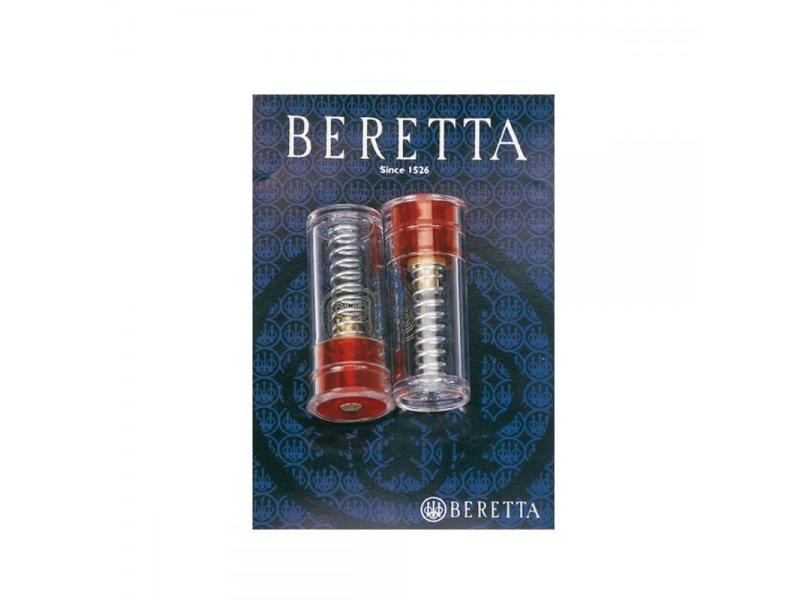 Beretta Clear plastic 12g snap caps