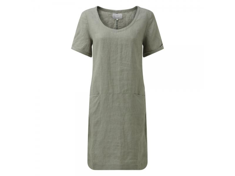 Schoffel Athena Linen Dress