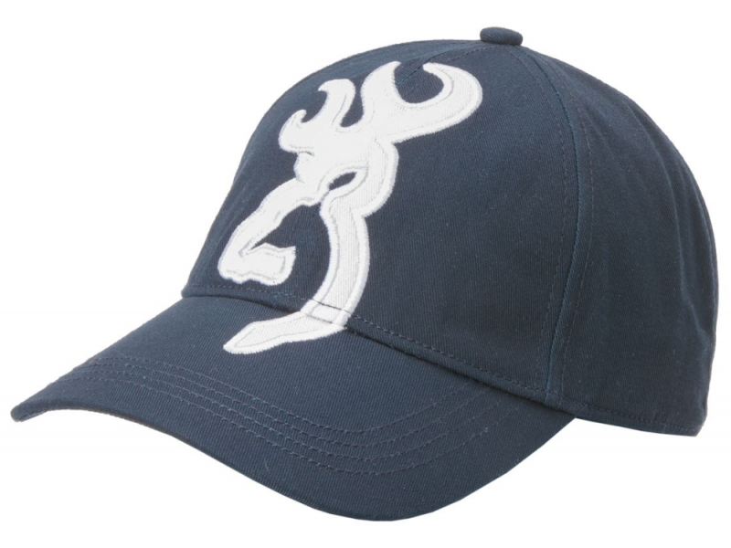 Browning Cap Navy Buck