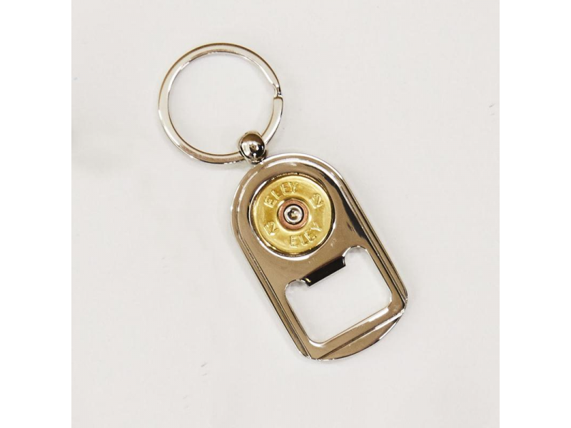Hicks and Hides 12 Bore Key Ring