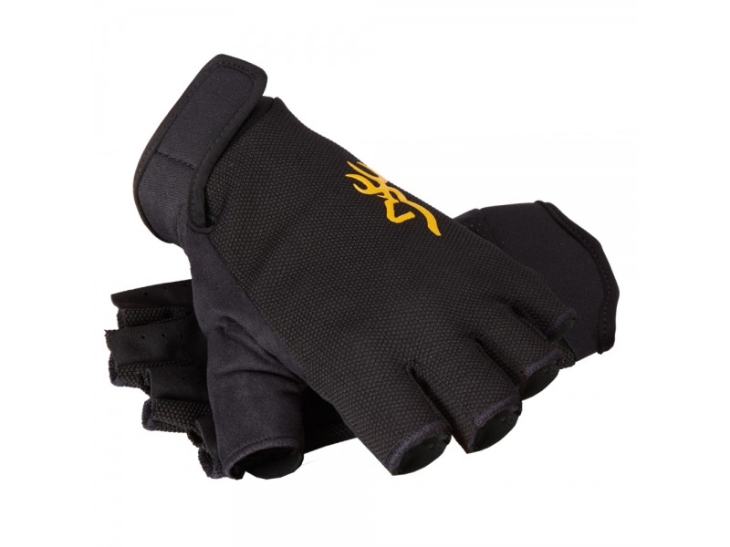 Browning Mittens Pro Shooter BLK