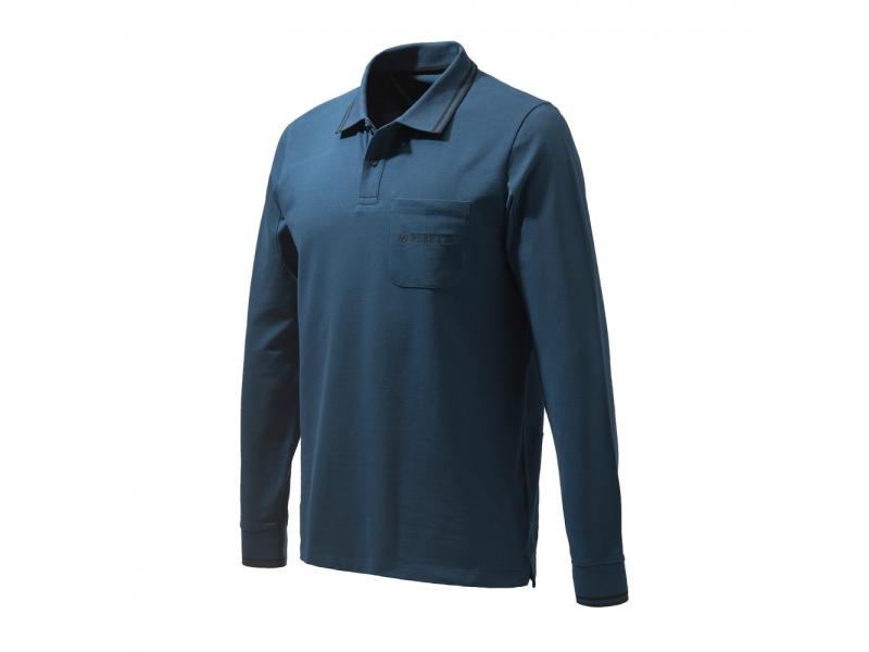 Beretta Airmesh Polo Long Sleeve