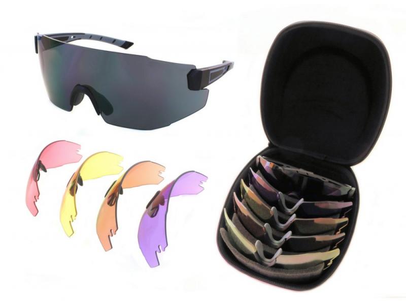 Evolution Edge 5 Shooting Glasses